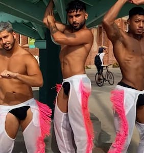 Here's how gogo boys are staying busy around the world