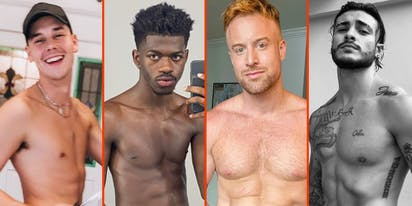 Charlie Puth's massage, Bruno Duarte's workout buddy, & Nick Viall's pool boy