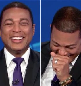 "Don Lemon absolutely loses it when Mary Trump talks about her uncle dancing to ""Macho Man"""