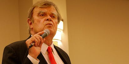 """Disgraced radio host Garrison Keillor says states should be allowed to """"criminalize LBGTQ"""""""