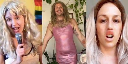 "WATCH: The most Oscar-worthy reenactments of Tiffany Trump's drunken ""Trump Pride"" speech"