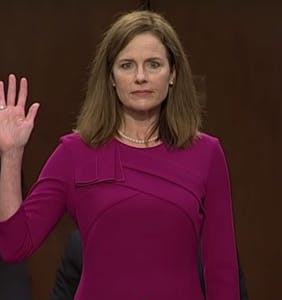 Amy Coney Barrett served as a trustee for anti-gay private schools