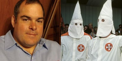 """Family values"" candidate says he's really sorry for wearing KKK robe, insists he's a good Christian"