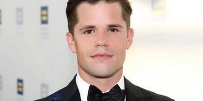 "Charlie Carver says fellow gay actor slapped him for being ""too effeminate"""