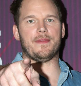 Oh look! Chris Pratt follows a bunch of right wing extremists, hate groups, and other homophobes