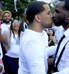 These gay flash mob wedding proposals make romantics of us all