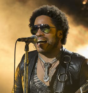 PHOTOS: Lenny Kravitz looks better shirtless at 56 than most ever will