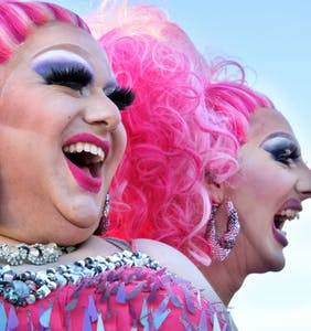 """This city voted to appoint a """"Drag Laureate"""" to promote nightlife"""