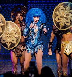 WATCH: Cher pays powerful musical tribute to Joe Biden