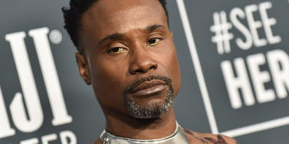 "Billy Porter raises absolute hell in powerful new op-ed: ""I still believe in going high"""