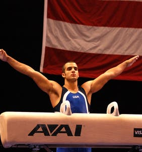 Olympic gymnast Danell Leyva comes out
