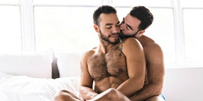 Gay and bi men are having more sex than ever despite the fact that we're in the middle of a pandemic