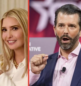 Uh-oh! Bad news for Don Jr. and Ivanka Trump