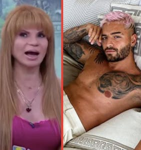 Clairvoyant says she's seen Maluma's WhatsApp chats in her mind and he's definitely bisexual