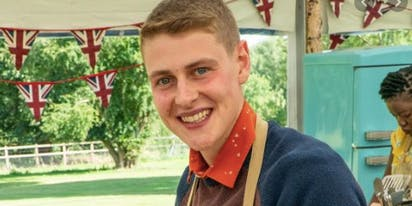 Another adorable twink reigns supreme on 'The Great British Baking Show'