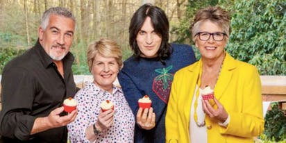 Who reigns supreme on 'The Great British Baking Show'?