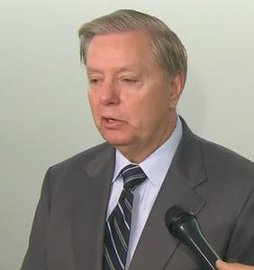 The bad news just got worse for Lindsey Graham