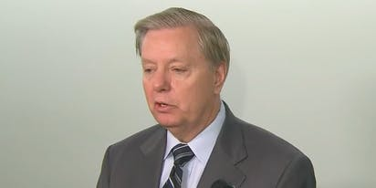 Lindsey Graham might want to hire a lawyer because his election meddling scandal is heating up