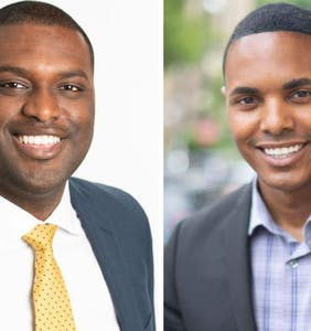 Mondaire Jones and Ritchie Torres become first Black, openly-gay Congressmen