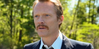 Actor Paul Bettany says his gay father went back in the closet later in life