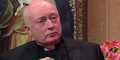 This antigay priest got caught watching a gay adult film. Now, he faces assault charges