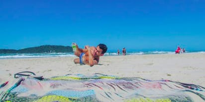 Before Covid-19: Here's what it was like at Rio de Janeiro's gay beach before the pandemic
