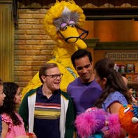 WATCH: Pride has finally come to 'Sesame Street'
